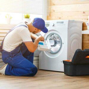 пдключение стиральной машины в Днепре